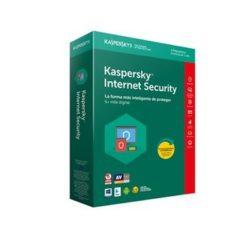 KASPERSKY INTERNET SECURITY 2018 3 LIC. M.DEV