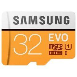 MEMORIA MICRO SDHC 32GB EVO SAMSUNG CLASE 10 CON ADAPTADOR
