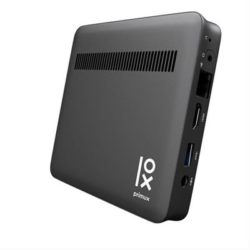 MINI PC PRIMUX IOX MINIBOX N3350 4GB 32GB WINDOWS 10 HOME VESA (SSD M.2 2242)