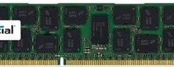 MODULO DDR3L 8GB 1600MHz CRUCIAL CL11 RDIMM