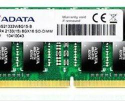 MODULO SODIMM DDR4 8GB 2666MHZ  PC4-21300 ADATA