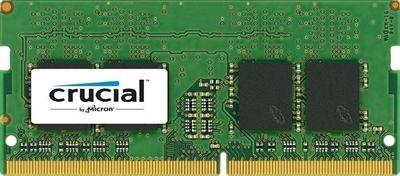 MODULO SODIMM DDR4 4GB 2400 MHZ CRUCIAL CL17