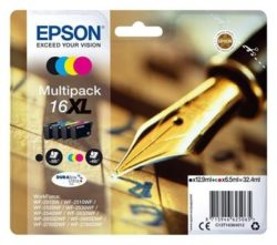 PACK DE CARTUCHOS DE TINTA EPSON INK C13T163·
