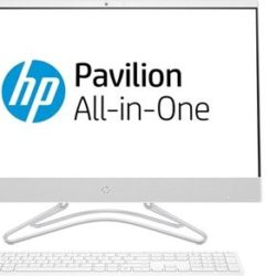 PC AIO HP 24-F0341NS I3-8130U 8GB 1TB W10H TEC+RAT