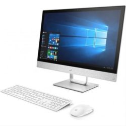"PC AIO HP 24-R072NS I7-7700T 16GB 1TB+128GB 23.8"" FHD IPS  W10 AMD Radeon 530 2GB"