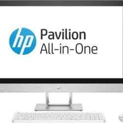 """PC AIO HP 27-R128NS I5-8400T 8GB 1TB 27"""" W10 TEC+RAT"""