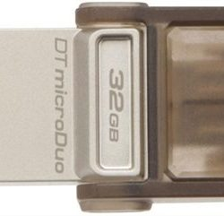 PEN DRIVE 32GB KINGSTON MICRODUO DTDUO USB3.0