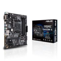 PLACA AM4 ASUS PRIME B450M-A DDR4