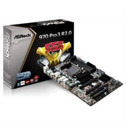 PLACA BASE ASROCK 970 PRO3 R2.0 SOCKET AM3+ ·