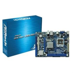 PLACA INTEL 775 ASROCK G41M-VS3