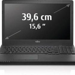 "PORTATIL FUJITSU A557 I5-7200U 4GB 500GB 15.6"" FREEDOS"