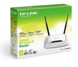 ROUTER WIRELESS 300Mbps TP-LINK TL-WR841N OUTLET