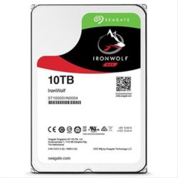 SEAGATE IRONWOLF 8TB NAS               3.5IN·