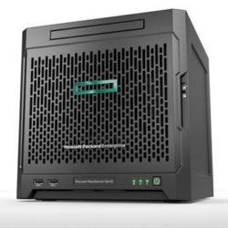 SERVIDOR HP PROLIANT MICROSERVER GEN10 AMD OPTERON X3216 1.6 GHz 8GB DDR4
