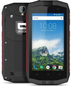 """SMARTPHONE CROSSCALL DS TREKKER M1 CORE 4.5""""·-DESPRECINTADO"""