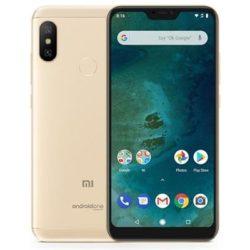 """SMARTPHONE XIAOMI A2 LITE 4G 3GB 32GB DUAL-SIM GOLD  5.84"""""""