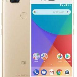"""SMARTPHONE XIAOMI MI A1 4G 4GB 64GB DUAL-SIM GOLD EU 5.5"""""""