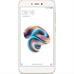 """SMARTPHONE XIAOMI REDMI 5A 4G 2GB 16GB DUAL-SIM GOLD 5"""" EU·"""
