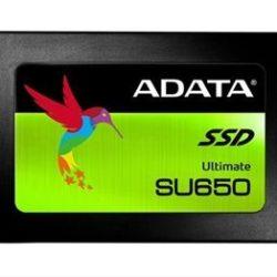 """SSD 2.5"""" 120GB ADATA SU650 SATA3 R520/W450 MB/s"""