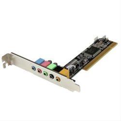 TARJETA DE SONIDO PCI 5.1 STARTECH.COM