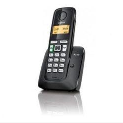 TELEFONO INALAMBRICO GIGASET A220 NEGRO DESPRECINTADO