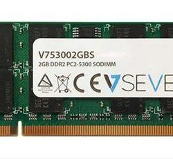 V7 2GB DDR2 667MHZ CL5            SO DIMM PC·