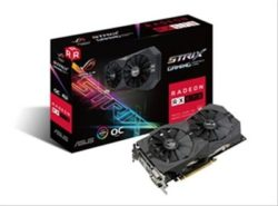 VGA ASUS RX570 STRIX GAMING 4GB OC EDITION