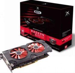 VGA ATI RADEON XFX RX570 RS 8GB GDDR5 BLACK EDITION