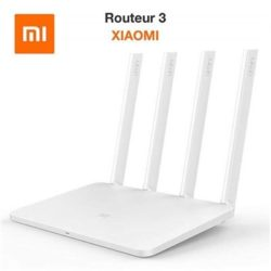 ROUTER XIAOMI MI ROUTER 3 (WHITE) EU ADAPTER  IN