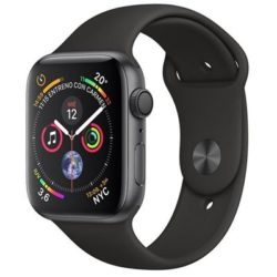 APPLE WATCH SERIES 4 44MM SPACE GRAY ALUMINUM