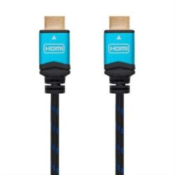 CABLE HDMI V2.0 4K 60HZ 18GBPS