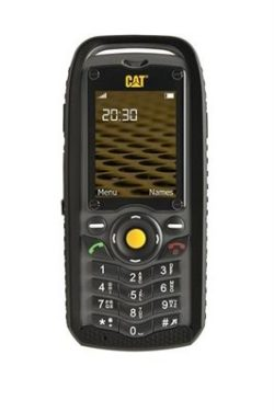 CAT B25 DUAL-SIM BLACK WEST EU·