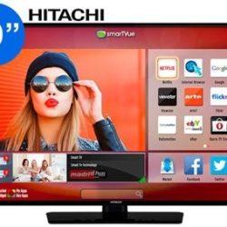 TV LED 40´´ HITACHI  40HE4001 FULL HD