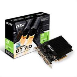 VGA MSI GT 710 2GB GDDR3·