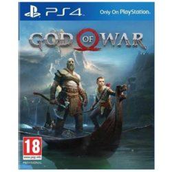 VIDEO JUEGO PARA PS4 GOD OF WAR