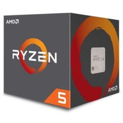 AMD RYZEN 5 2600X 4.25 GHZ 6 CORE 19MB AM4