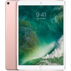 APPLE 10.5IN IPAD PRO WI-FI 64GB -    ROSE G·