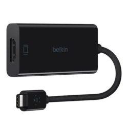 BELKIN USB-C TO HDMI ADAPTER.4K @60HZ.BLACK·DESPRECINTADO