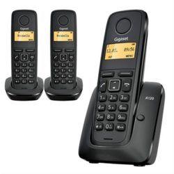 GIGASET A220 TRIO - TELÉFONO INALÁMBRICO CON·
