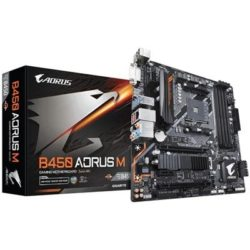 PLACA AM4 GIGABYTE B450 AORUS M (REV. 1.0) ·