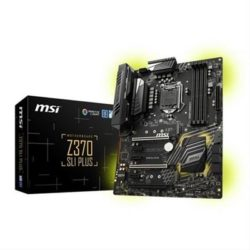 PLACA BASE MSI 1151-8G Z370 SLI PLUS·