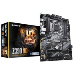 PLACA i3/i5/i7 GIGABYTE GA-Z390-UD DDR4 S.1151 Gen8