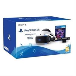 SONY PLAYSTATION VR + CAMARA + VR WORLD·