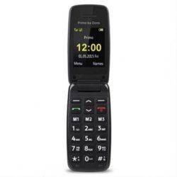 "TELÉFONO MÓVIL DORO PRIMO 401 2"" 115G NEGRO·"