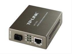 TP-LINK CONVERTIDOR RJ45 10/100MBPS SMM SC 1·