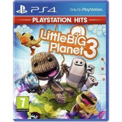 VIDEOJUEGO PARA PS4 LITTLE BIG PLANET 3 PS HITS