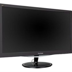 "MONITOR LED 27"" VIEWSONIC VX2757-MHD  VGA HDMI DP MMDA"