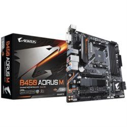 PLACA AM4 GIGABYTE B450 AORUS M (REV. 1.0)