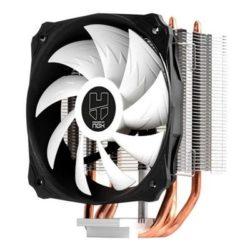 VENTILADOR CPU NOX HUMMER H190 92MM BLANCO