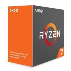 AMD RYZEN 7 2700X 4.3GHZ  8CORE 20MB SOCKET AM4-DESPRECINTADO